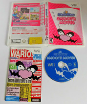 WarioWare: Smooth Moves complete good shape (Nintendo Wii, 2007) - $12.82
