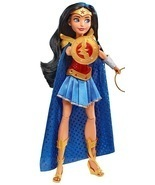 SDCC 2017 DC Super Hero Girls Wonder Woman & and Cheetah Doll WW ONLY 12... - £34.43 GBP