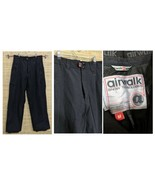 AIRWALK SNOW TECHNOLOGIES MEN'S WOMEN'S UNISEX PANTS WINTER MEDIUM BLACK... - $19.59