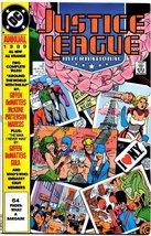 Justice League International, Annual No. 3, 1989 [Paperback] [Jan 01, 19... - $1.99