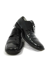 Kenneth Cole New York Men's Dress Shoes Black Leather Oxford Lace Up Siz... - $43.55