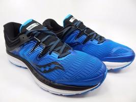 Saucony Guide ISO Men's Running Shoes Sz US 9 M (D) EU 42.5 Blue Black S20415-2