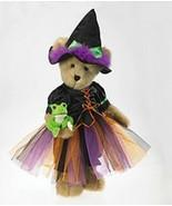 "Boyds Bears ""Samantha Witchbeary w/ Hocus Pocus"" -#4023888- 16""  Bear- N... - $129.99"