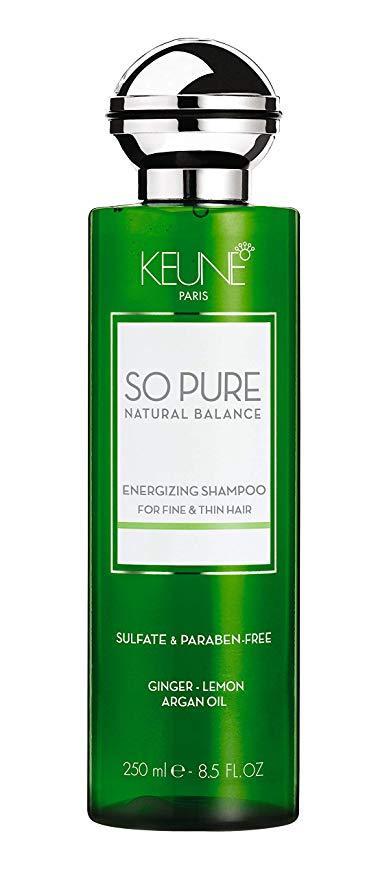 Keune So Pure Natural Balance Energizing  Shampoo 250ml - $31.00