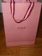 PINK Shirtmaker London Gift Shopping Bag Sack - Size 12 1/2 x  8 1/2 x 3 - $4.70