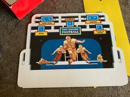 1956 Cadaco Foto-Electric Football Board Game In Box light works image 12
