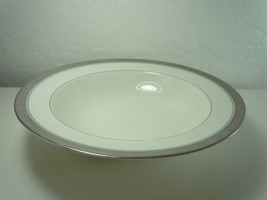 Mikasa Palatial Platinum Round Vegetable Bowl - $30.09