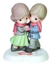 Precious Moments Snow Wonder I Love You Figurine - $81.85