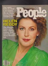 People Magazine Helen Reddy Benny Goodman January 23 1978 Free S/H - $19.95