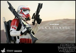 Hot Toys Star Wars Battlefront Shock Trooper Sixth Scale Figure - $215.04