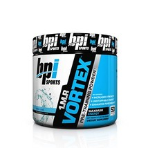 BPI Sports 1.M.R. Vortex Pre-Workout Powder, Snow Cone, 5.3 Ounce - $29.38
