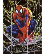 Marvel Masterpieces Spider-Man Promo Card - $2.59