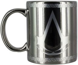 Paladone Assassins Creed Chrome Coffee Mug 10oz - $21.59