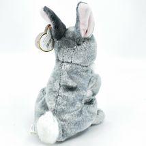 2000 Ty Beanie Baby Hopper the Bunny Rabbit Retired Beanbag Plush Doll Toy image 3