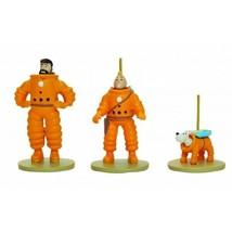 Tintin Destination Moon mini metal figurine boxset Moulinsart image 2