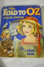 3 L Frank Baum 1939 Books Pumpkinhead - Road - Land image 2