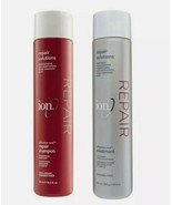 Ion Repair Effective Care Shampoo and Treatment Conditioner Duo Set 10.5 oz - $32.97