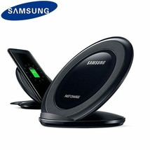 SAMSUNG Original QI Wireless Charger Pad EP-NG930 For Samsung Galaxy S6 ... - $32.43