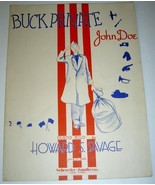 1941 BUCK PRIVATE - JOHN DOE - Piano Solo Vintage Sheet Music - $12.00