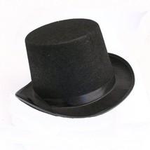 Deluxe Black Magician Butler Formal Costume Top Hat - €9,65 EUR