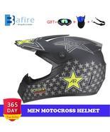 Men Motocross Helmet Off Road Professional Atv Cross Helmets Mtb Dh Raci... - $69.99+