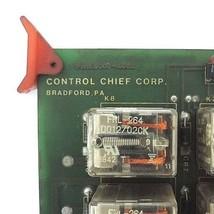 CONTROL CHIEF 8002-4002 RELAY BOARD 80024002 image 2