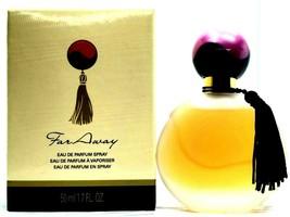 New In Box Avon Far Away Eau De Parfum Perfume Spray 1.7 Ounce - $24.74