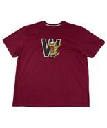 Nike Wisconsin Timber Rattlers Men's T-Shirt Size 3XL Red MiLB Baseball - $19.79