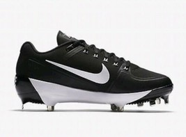 New Nike Air Clipper 2017 Low Metal Mens Baseball Cleats Max Air size 8.5 - $47.49