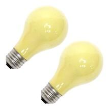 Syl 60w Bug Bulb Size 2pk - $14.99