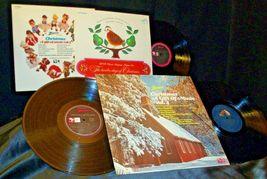 3 Christmas Records-The 12 Days of Christmas, A Christmas a Gift of Music Vol 3 image 10