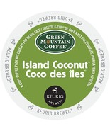 Green Mountain Coffee Island Coconut K-Cup 96 count Packaging May Vary - $70.84