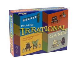 Pressman Toy Irrational Game Fun Party Game by Bestselling Author and Du... - ₨1,848.84 INR