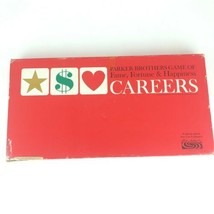 CAREERS Board Game Vintage 1965 Parker Brothers COMPLETE - $19.79