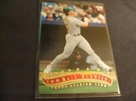 1997 Topps Stadium Club #5 Mark McGwire -Oakland Athletics- - $3.12