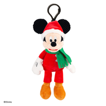 Scentsy Buddy Clip (New) Holiday Mickey Mouse - Mickey Mouse & Friends Scent - $22.52