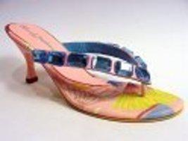 Destiny III Beverly Feldman Pink I Love Diamonds Blue Stones Just the Ri... - $24.99
