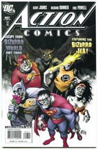 Action Comics #857 2007- Escape from Bizarro World part 3- Eric Powell NM - $18.92