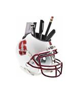 Stanford Cardinal (White with Tree) NCAA Football Schutt Mini Helmet Des... - $21.95