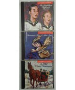 Lot of 3 Preowned Listener's Choice Christmas CD - $19.79