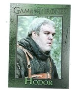 Game of Thrones trading card #71 2013 Hodor - $4.00
