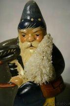 Vaillancourt Folk Art 30th Ann Starlight  Rocking Santa personally signed  Judi image 6
