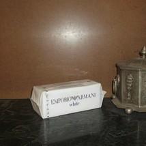 Emporio Armani White For Men Edt 100 Ml 3.4 Oz Bnib Discontinued Authentic Rare! - $168.29