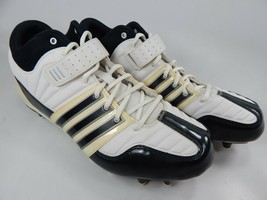 Adidas Brute Force 2 Fly Mid Top Größe 11 Herren Geformt Lacrosse Schuhe... - $25.21