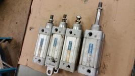 1 FESTO PNEUMATIC CYLINDER, DNC-63-60-PPV-A  163400 63MM DIA X 60MM STROKE - $9.90