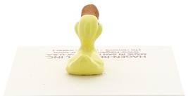 Hagen-Renaker Miniature Ceramic Bird Figurine Duck Pond & Swimming Baby Duckling image 3
