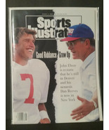 Sports Illustrated Aug. 2, 1993 John Elway/Dan Reeves - NFL - $3.75