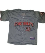 Cincinnati Reds Jay Bruce 32 Cool Base Authentic Majestic Jersey Size 48 |A3 - $32.71