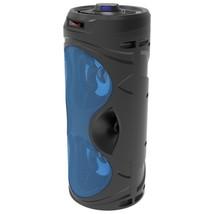 SYLVANIA SP962-B Rechargeable Dual 4-Inch 10-Watt Bluetooth Light-up Por... - $53.67