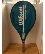 Wilson Advantage Tennis Racket Racquet Super High Beam Series 110 - $12.86